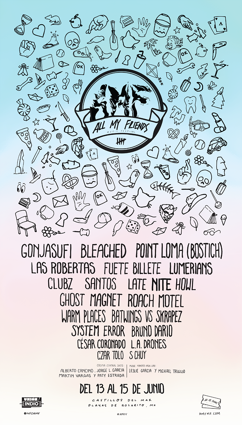 All My Friends-2014-LINEUP