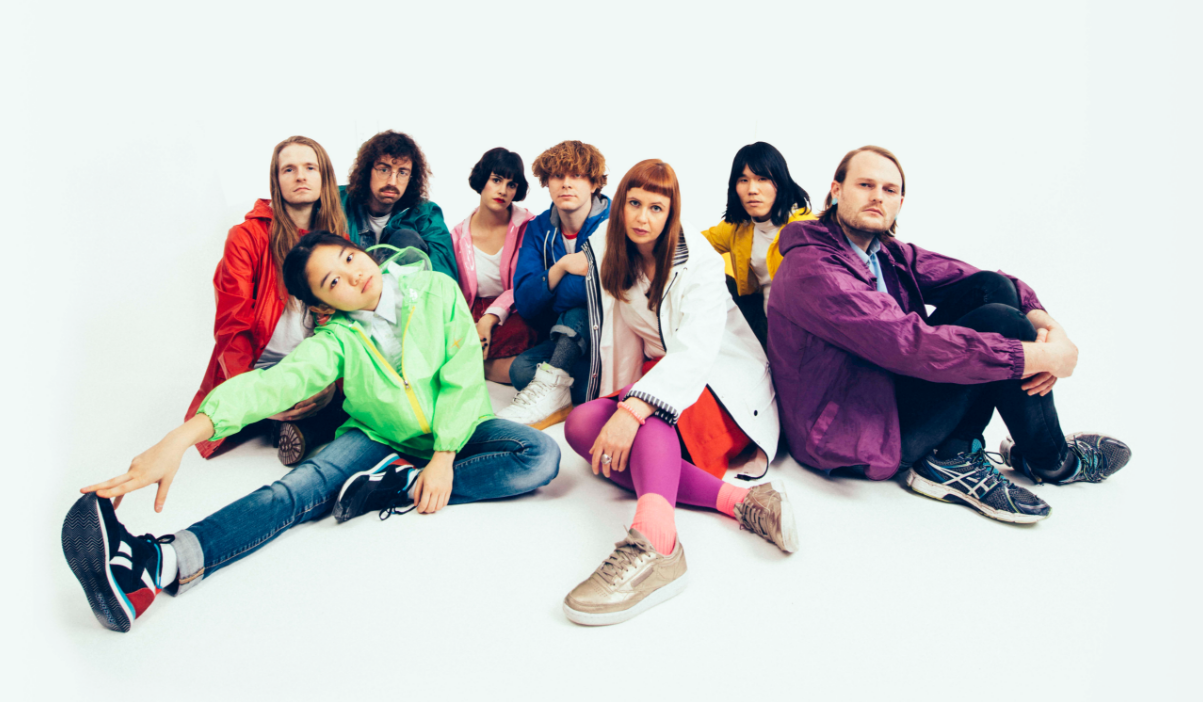 Superorganism-one heap wonder